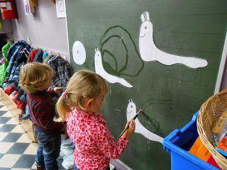 Peuterklas Heirweg: Slakken