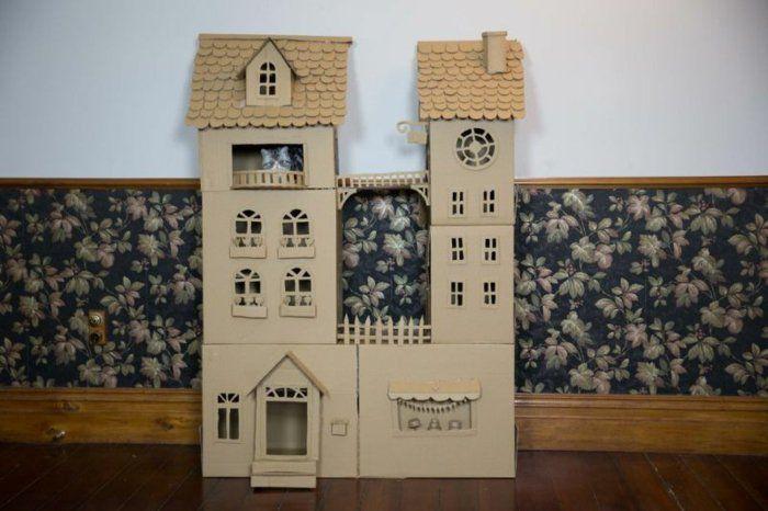 les 25 meilleures id es concernant ch teau en carton sur pinterest chateau boite en carton et. Black Bedroom Furniture Sets. Home Design Ideas