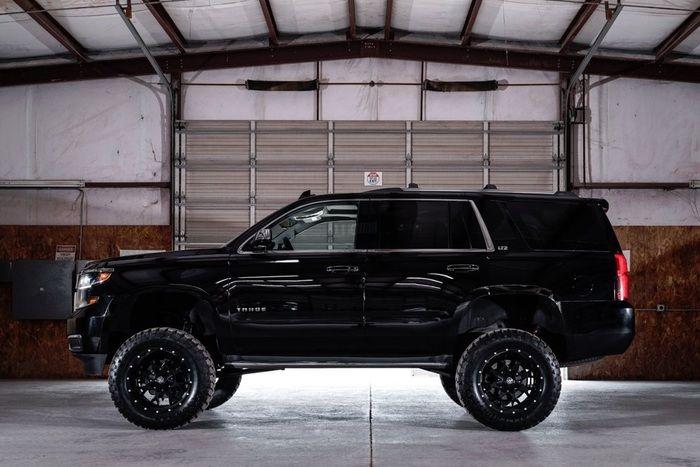 Best 25+ Chevrolet tahoe ideas on Pinterest | Blacked out tahoe, Black tahoe and Chevrolet tahoe ...