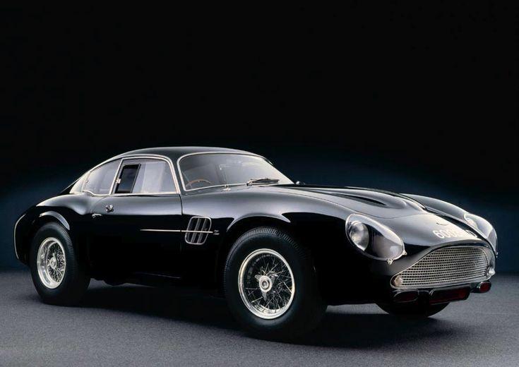 1961 DB4 Zagato
