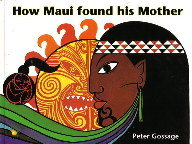 Children's author who brought Maui to life Peter Gossage has died - New Zealand Herald