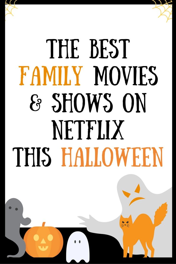 halloween netflix playlist