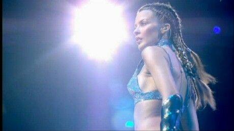 Kylie Minogue ; Fever tour.