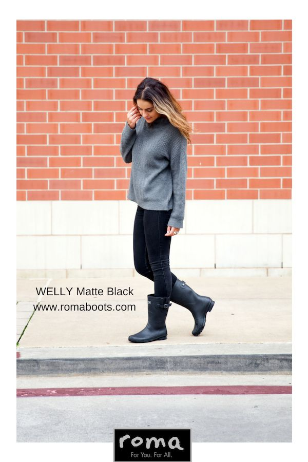 ankle boots outfit winter
