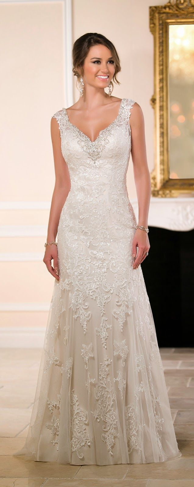 Stella York Fall 2015 Bridal Collection : Special Preview - Belle The Magazine