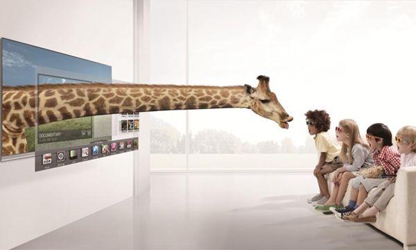 LG Smart Tv 4.0. Usa la interfaz que ganó el premio EISA 2012 al televisor más inteligente del mercado europeo.