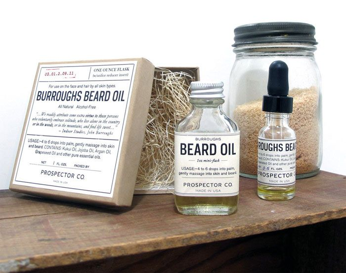 """Featured in """"Southern Living"""": Prospector Co. Grooming Products, made in Savannah, Georgia."""