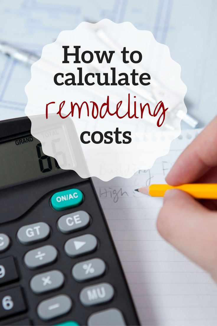 New year, new home, right? As we all start working on our resolutions and goals, many are considering remodeling this year. One important thing to take into consideration is your budget. So how exactly do you calculate your remodeling costs? Here are some ways to hone in on that magic number (and lower it a bit, in case you're over budget).