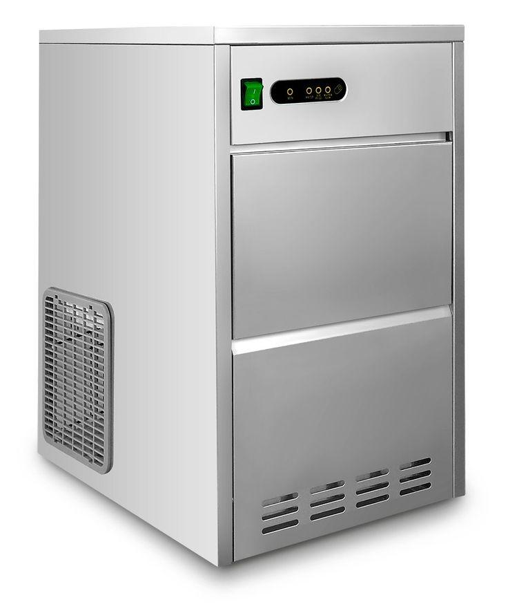 GGM Gastro International   Eiswürfelbereiter - 24 kg / 24h - Ismaskiner EWBH - Ismaskiner - Kylning