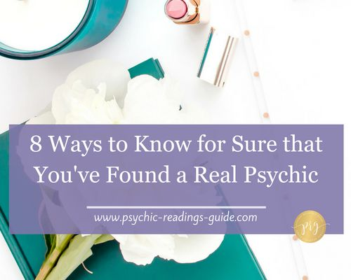 Here are 8 ways to know for sure that you're found a real psychic... like, legit, the Real McCoy - and things they will and won't do or say.