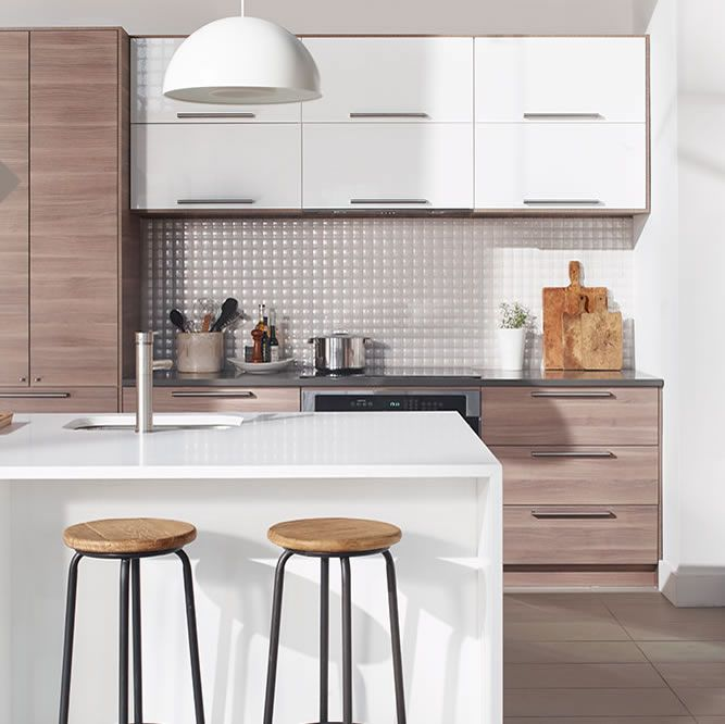 Ikea Small Kitchen Inspiration: HOME: Kitchens & Dining Areas