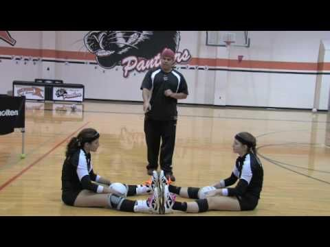 Like the idea of this drill, just make sure your setters finish flat and keep their thumbs off the ball