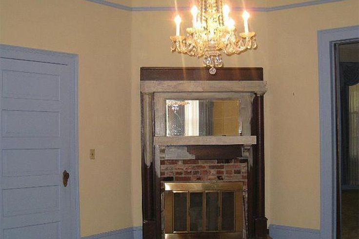 Camilla Georgia Turn of the Century Fixer Upper is that a face in the  mirror    Scary creepy properties   Pinterest   Georgia  Formal living  rooms and Room. Camilla Georgia Turn of the Century Fixer Upper is that a face in
