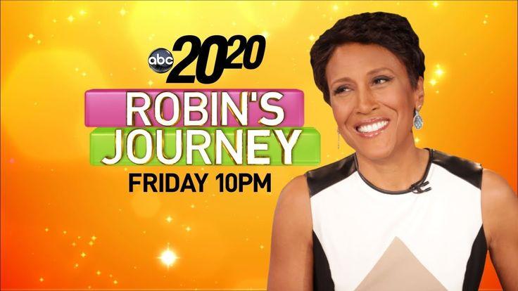 Robin Roberts' Journey