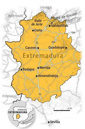 Guide: Extremadura, Spanien - Artikel - Vagabond