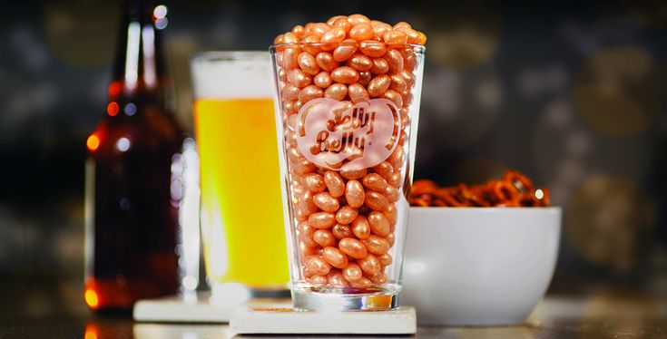 Beer Flavored Jelly beans. I only see two options for these: straight-up weird or downright gross, either way, you have to appreciate the novelty value of beer-flavored candy.