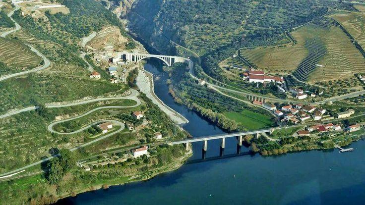 Douro - Foz do rio Tua
