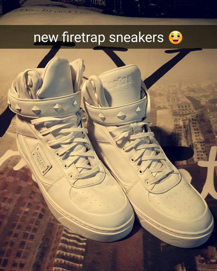 #firetrap #trainers