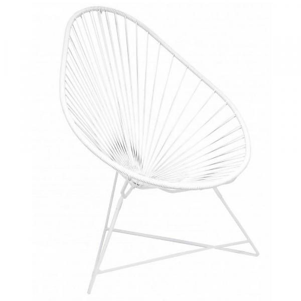 ACAPULCO Chair in White