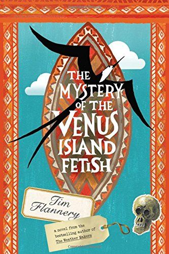 55 best new fantasyscience fiction images on pinterest book the mystery of the venus island fetish by tim flannery 1932 young anthropologist fandeluxe Images