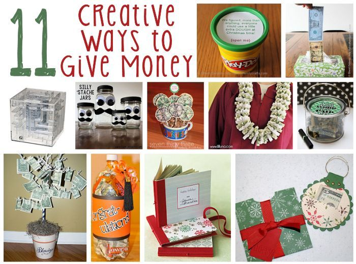 11 creative ways to give money gifts money gifts don t have to be