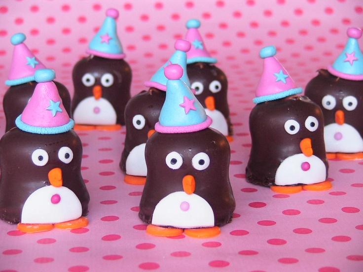 Pinguin zoenen