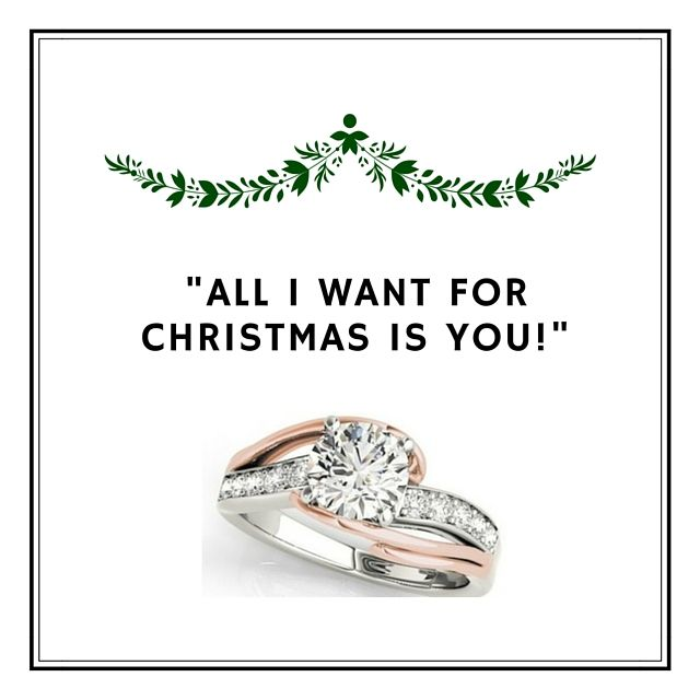 Let us help you with the perfect Christmas proposal!
