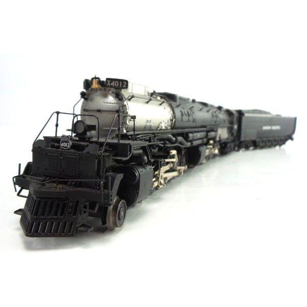 "Märklin H0-37991 - heavy locomotive class 4000 ""Big Boy"" by the Union Pacific Railroad (UP)"