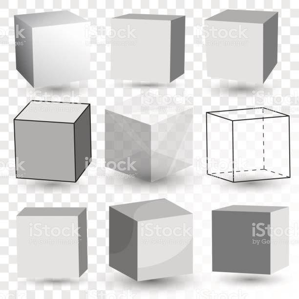 Cube Vector Art Graphics Freevector Com Art Vector Art Vector