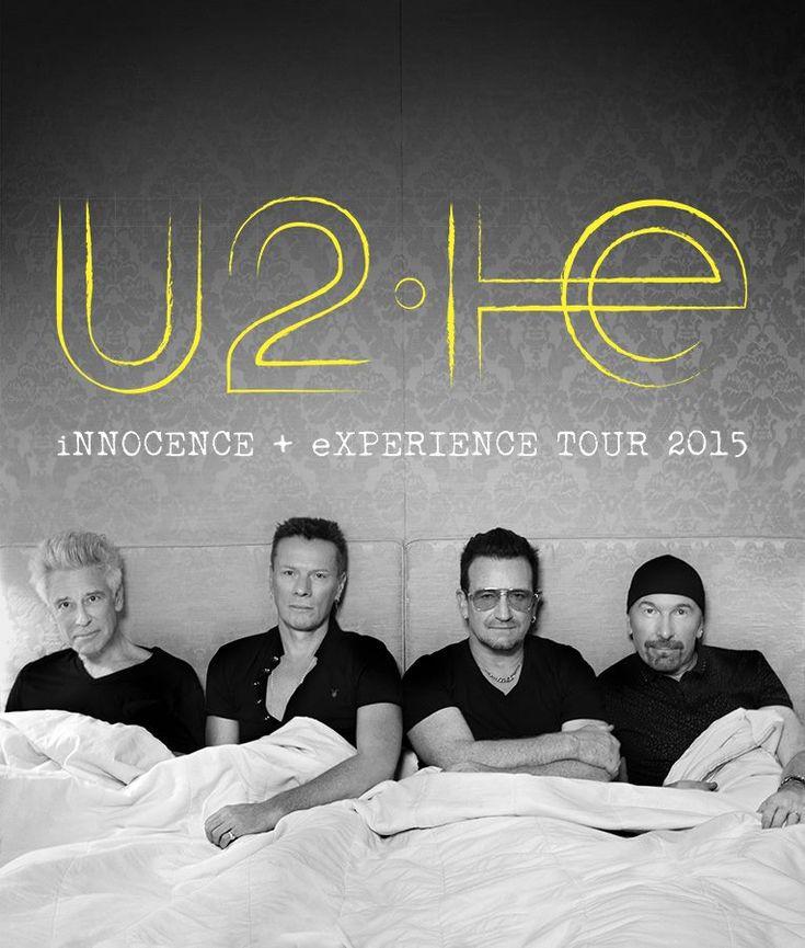 U2 Tickets 2015