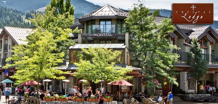 Win a free night stay at top rated hotel Crystal Lodge in beautiful Whistler, British Columbia, Canada! see taleee.com to enter
