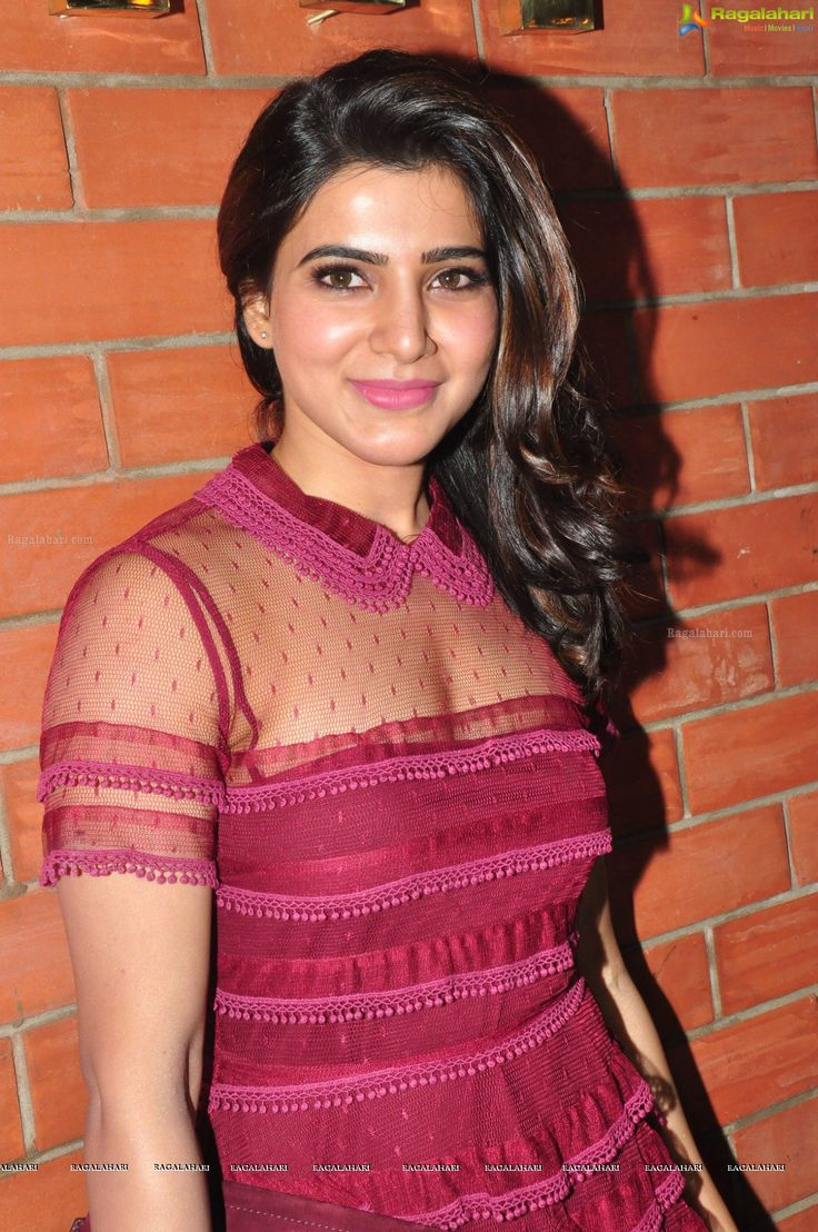 Photos - Samantha at T-Grill Launch, Hyderabad