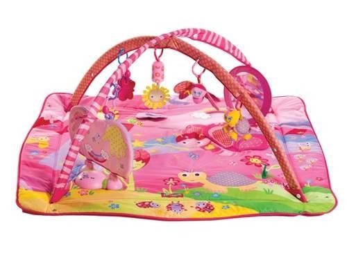 Tapete De Atividades Gymini Tiny Princess *importado (eua)* - R$ 285,00