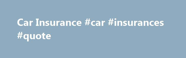Car Insurance #car #insurances #quote http://tablet.nef2.com/car-insurance-car-insurances-quote/  # Car insurance More on our optional extras What is motor legal expenses cover? For £24.90 per year, motor legal expenses cover protects you from the potential costs of legal action if you're involved in a car accident. You might need legal help to take action against a road user – or defend yourself against accusations made by another driver. This can be expensive so it's reassuring to have…