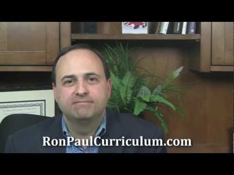 paul curriculum For anyone who is using the ron paul curriculum: thoughts how are you finding it feedback.