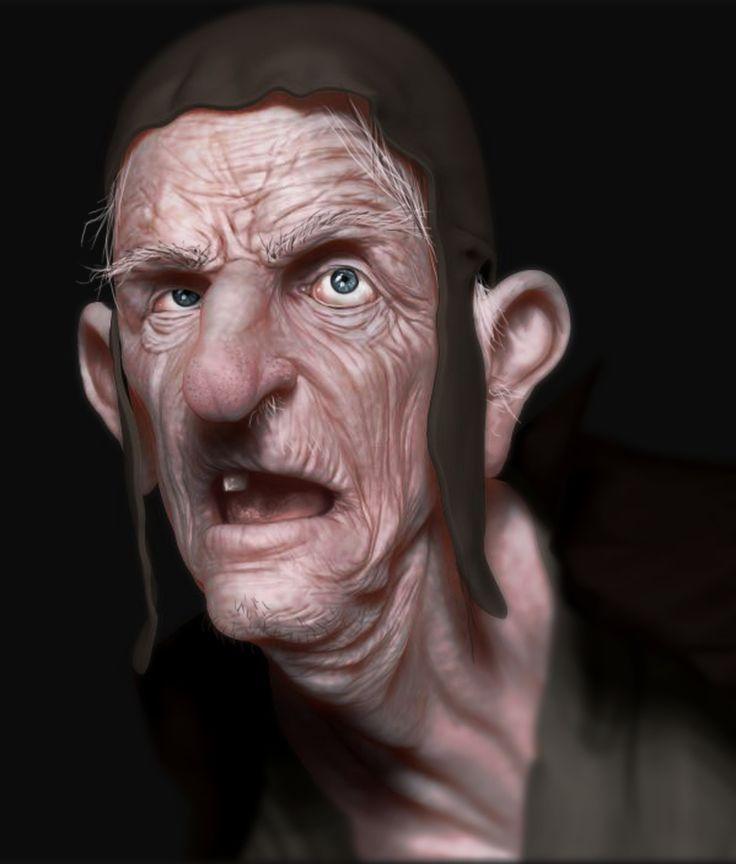 el ejecutor del tiro mierda proverbial por Johnny rampante | Caricatura | 3D | CGSociety