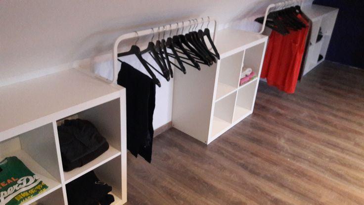 17 best ideas about clothes rail ikea on pinterest waredrobe rails ikea pa - Accessoire dressing ikea ...
