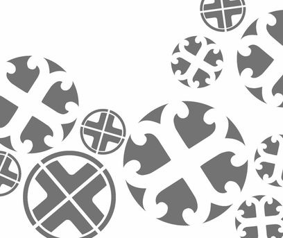 Alabama Chanin Stencil: Sewing Appliques, Appliqué Patterns, Fashion Alabama Chanin, Stencil Patterns, Style Stencil, Alabama Studios, Airbrush Stencil, Wall Inspiration, Chanin Stencil