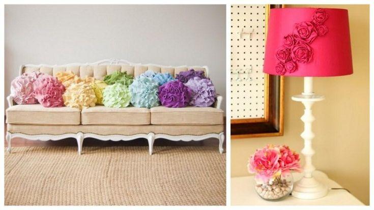 36 Wohnzimmer mit Ideen, die wie Frühling riechen – #die #Frühling #Ideen #mit…