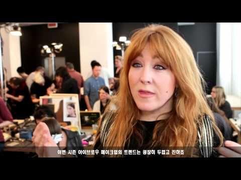 [맥 할로윈 메이크업 2탄] Rick Baker가 공개하는 할로윈 메이크업 '유령신부' 하우투 - YouTube