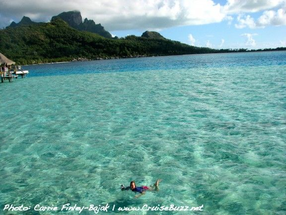 Tahiti and Society Islands via Paul Gauguin Cruises | a www.CruiseBuzz.net exclusive iVoyage.
