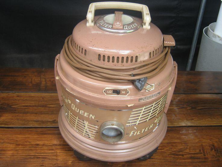 Filterqueen Model 31 Vintage Vacuum Cleaner Vac
