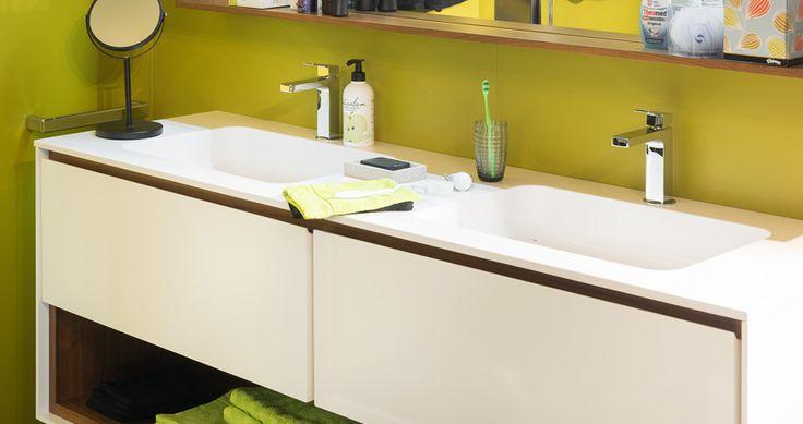 17 beste idee n over vintage badkamers op pinterest vintage badkamer inrichting ouderwetse - Vintage badkamer ...