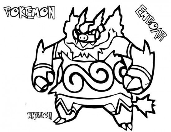pokemon pictures to print | Pokemon Black and White Coloring Pages to Print Picture and Wallpapers
