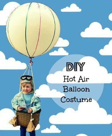 *Jennuine by Rook No. 17*: The Cutest Halloween Costume ~ Maiden Voyage
