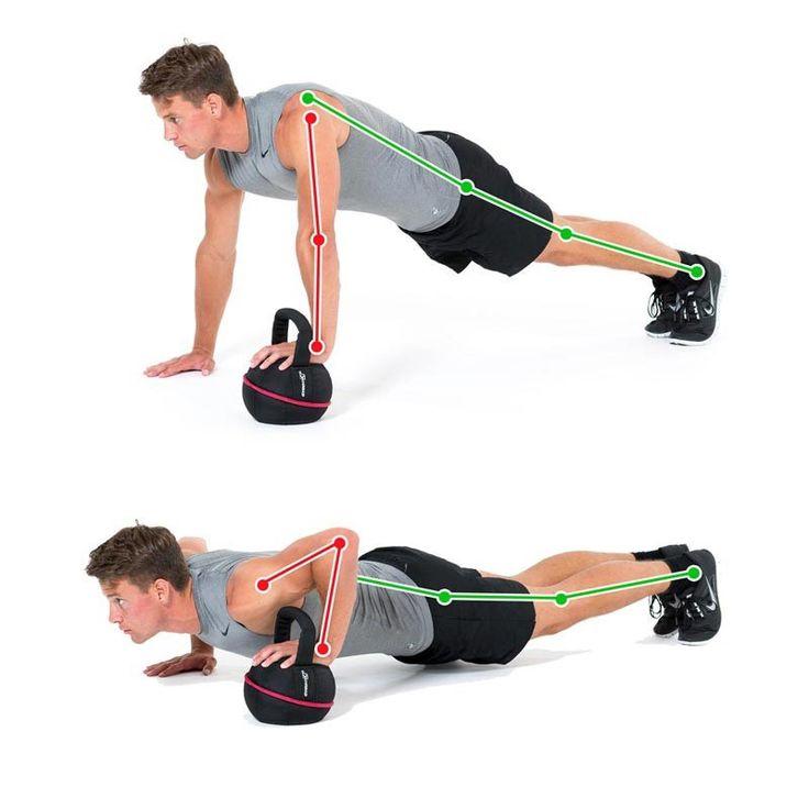 Kettlebell Workout For Men: 17+ Ideas About Kettlebell Workouts For Men On Pinterest