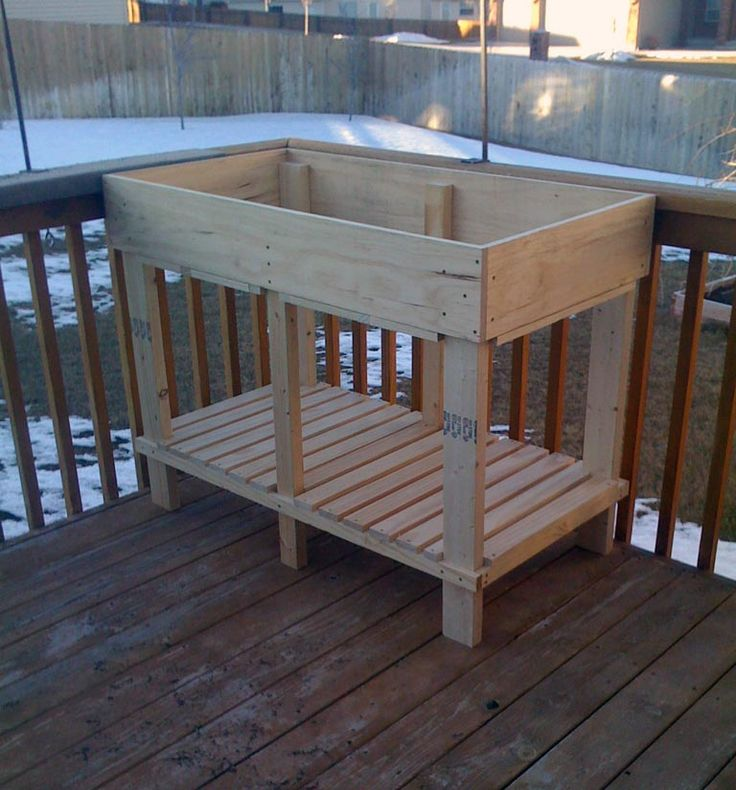 14 best images about how do i keep my dogs out of my for Raised bed plans