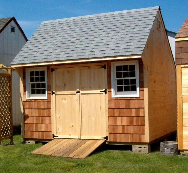 storage sheds - Garden Sheds Easton Pa