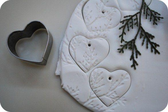 Decorazioni in pasta di sale