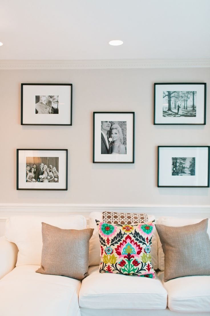 Living Room Wall Picture Frames top 25+ best pop of color ideas on pinterest | dorm photo walls
